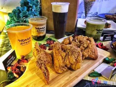 Taiwan's Mouth-Watering Fried Chicken- MONGA Is Now Open In Megamall