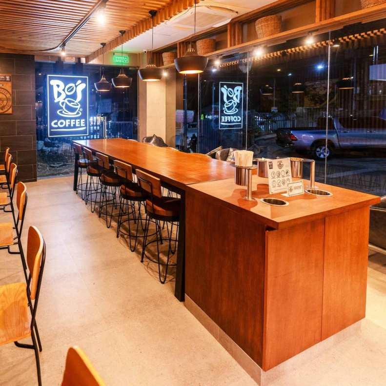 NOW BREWING: Bo's Coffee SURIGAO Is Now Open!