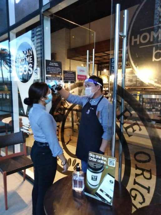 COVID-19 Safety Plan – How Bo's Coffee Is Making Sure Their Customers Are Safe?