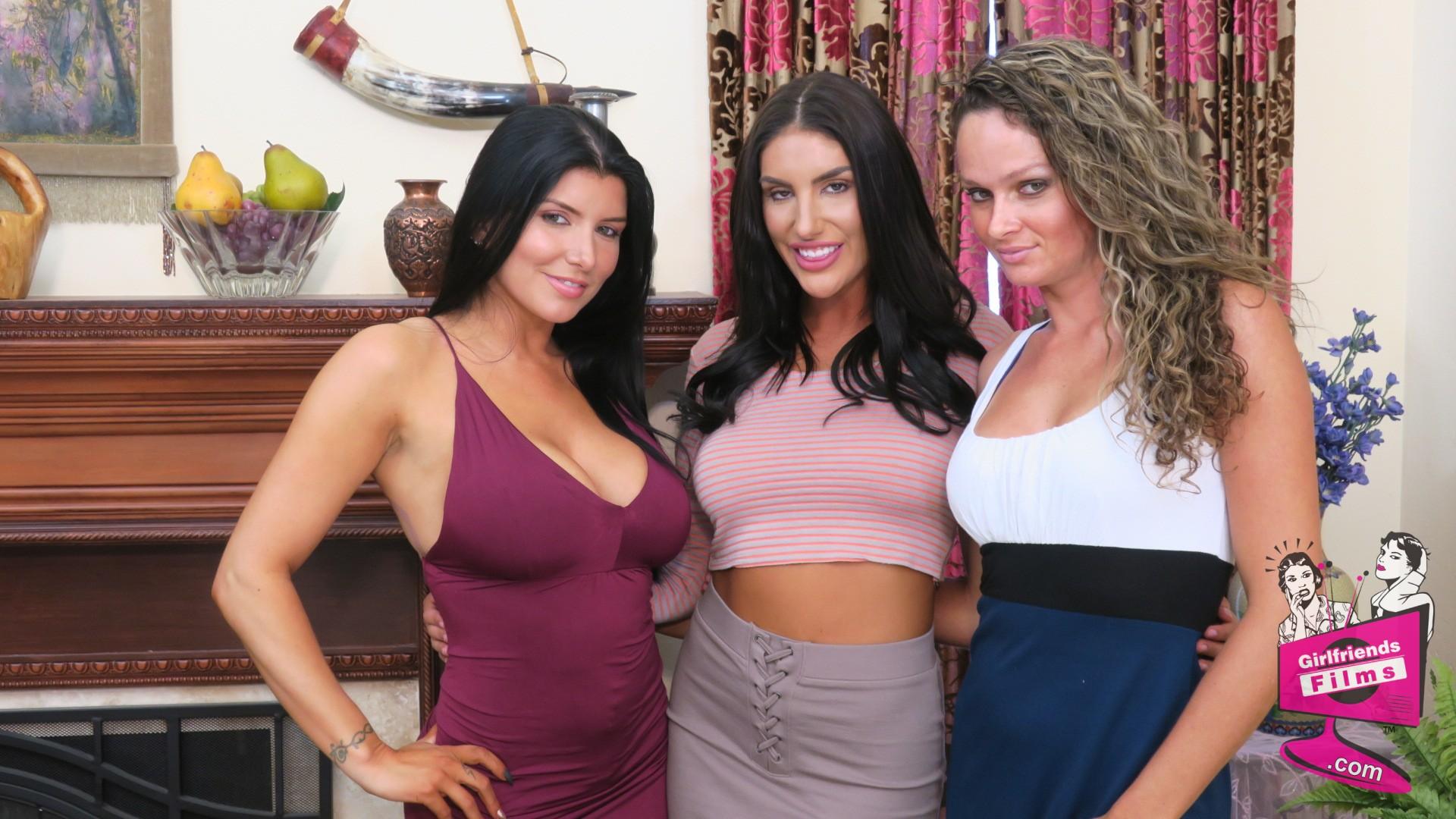 Women Seeking Women 144 Behind The Scenes Girlfriends