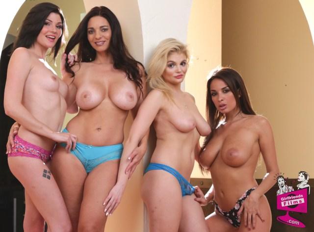 Cast of Women Seeking Women 150