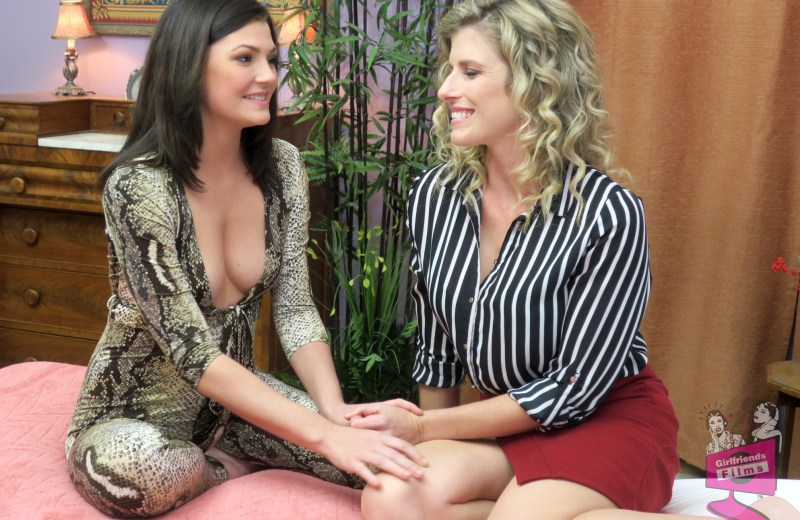 Cory Chase and Jessica Rex