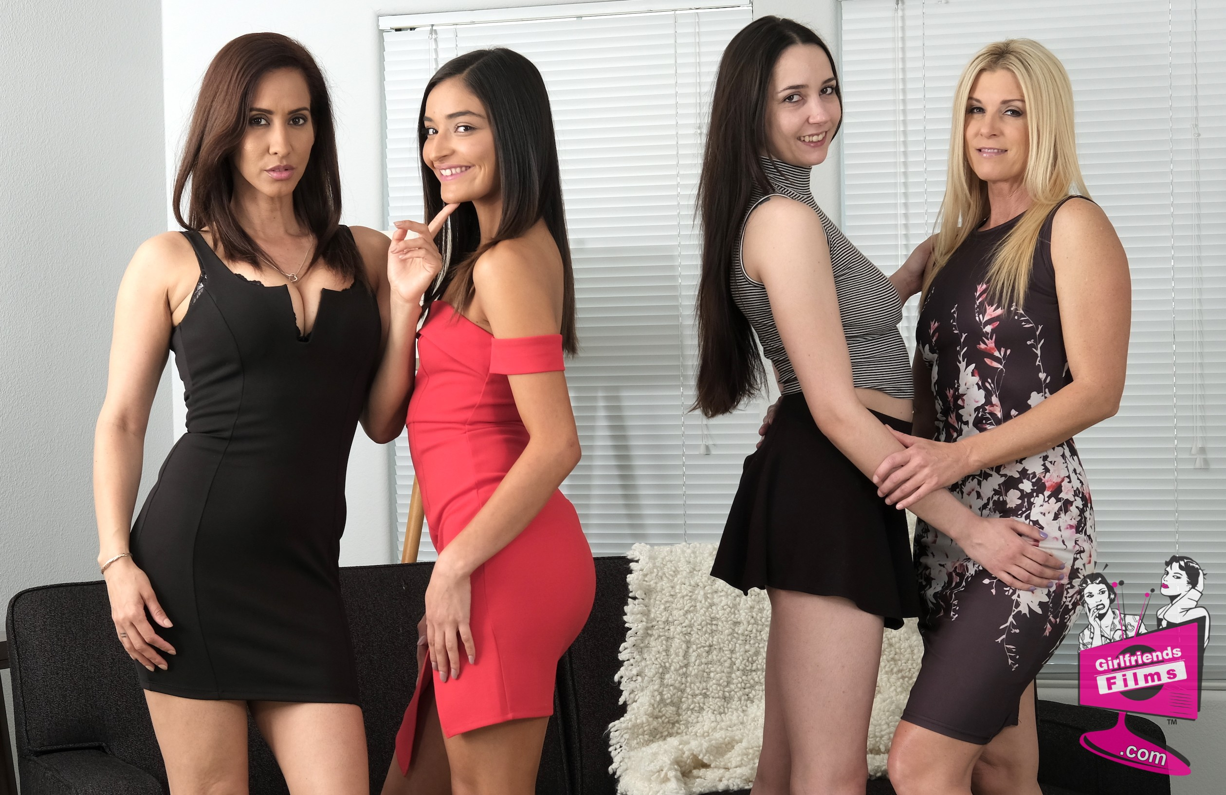 Cast of Mother Daughter Exchange Club 52
