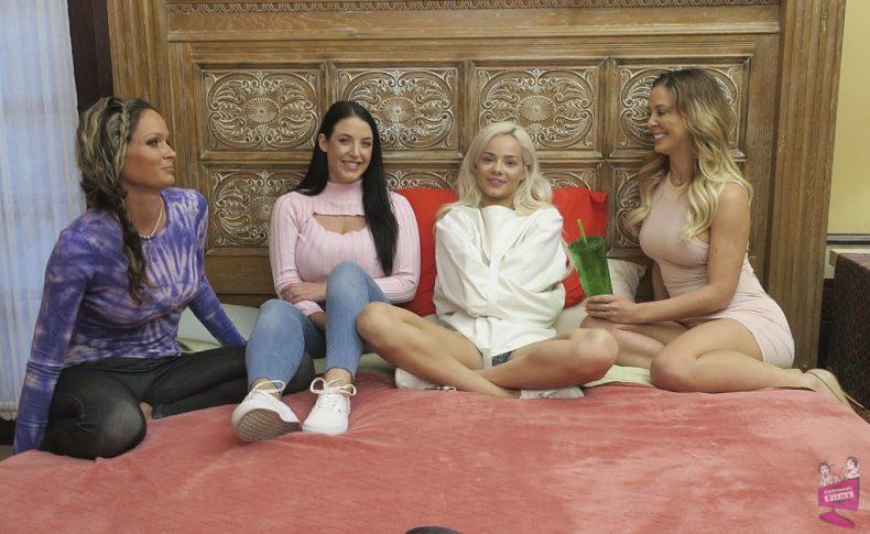 Cast of Lesbian Psychodramas 31
