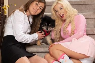 Paige Owens and Kenzie Reeves Girlfriends Films