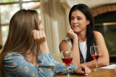 Lena Paul and India Summer