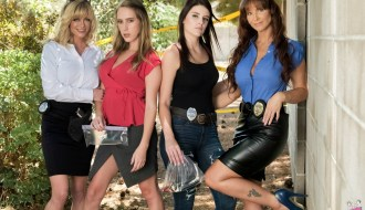 Lesbian Crime Stories 4 Cast