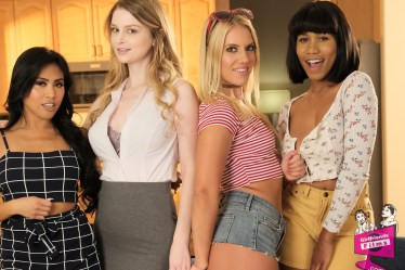 Cast of Lesbian PsychoDramas 34