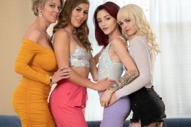 Cast of Net Skirts 21 Girlfriends Films