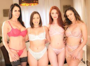 Cast of Women Seeking Women 171