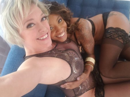 Dee Williams and September Reign Girlfriends Films