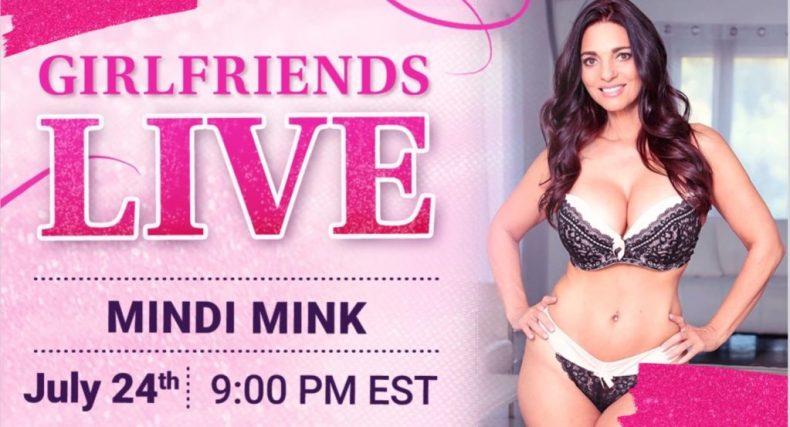 Mindi Mink Girlfriends Films
