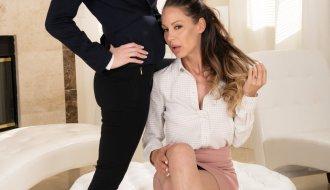 Lindsey Love and McKenzie Lee Lesbian Tutors Girlfriends Films