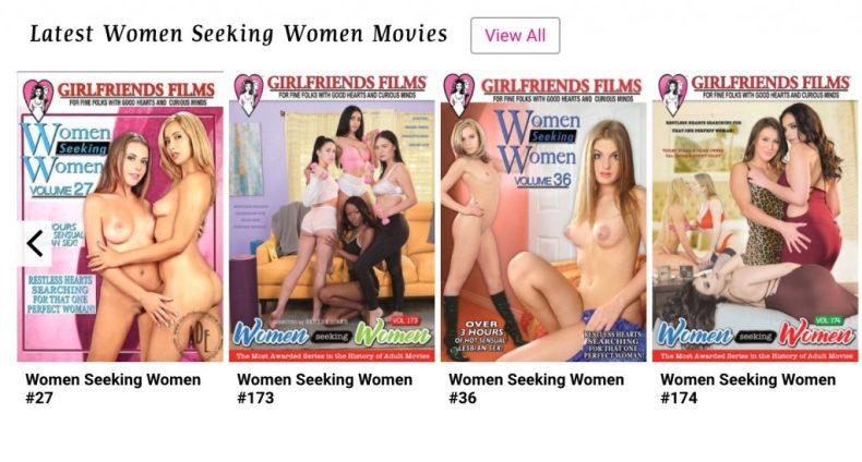 Girlfriends Films Membership website