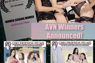AVN Awards 2021 | Girlfriends Films Women Seeking Women