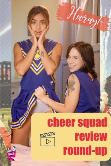 Cheer Squad Sleepovers