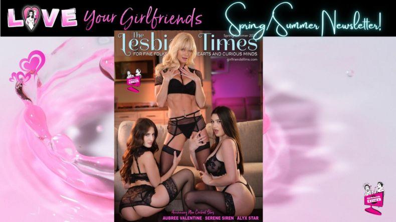 Girlfriends Films Newsletter Summer 2021