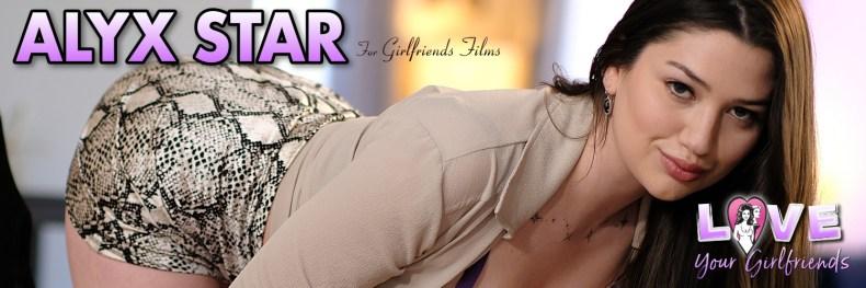 Alyx Star   Girlfriends Films
