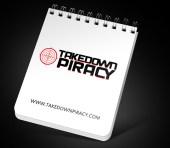 Takedown piracy