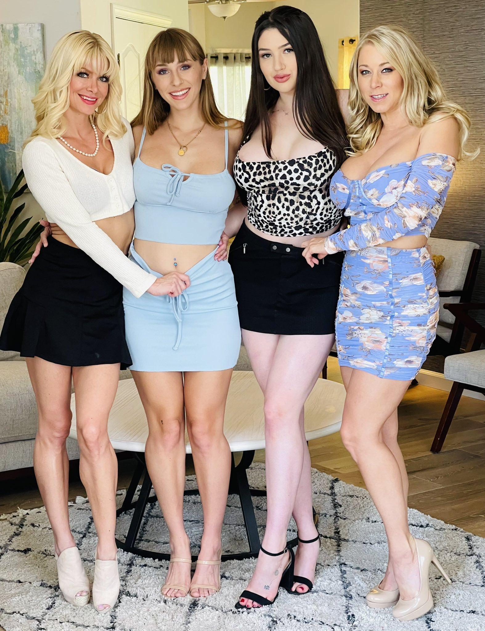 Step-Daughters 3 Girlfriends Films
