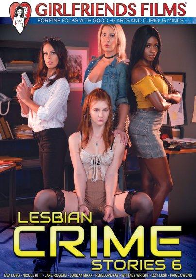 Lesbian Crime Stories 6   Girlfriends Films