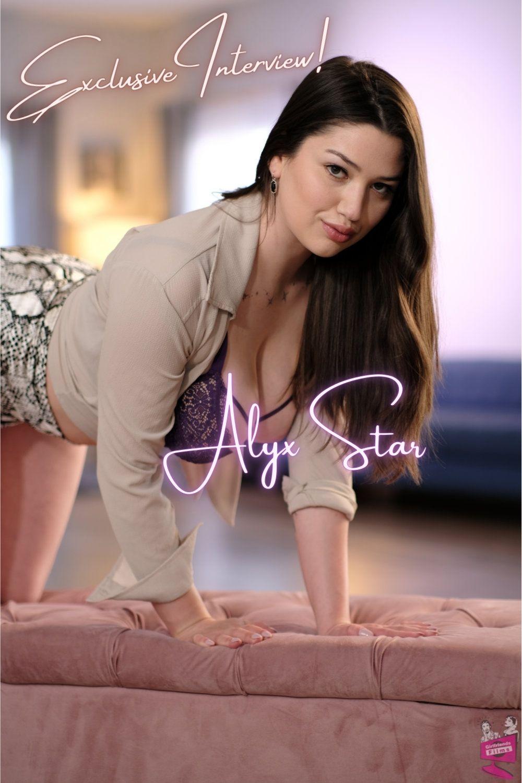 Alyx Star | AVN Interview