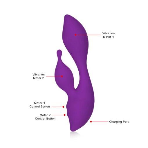 Vanity Vr4.5 Vibrator by Jopen