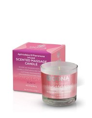 DONA Blushing Berry Massage Candle