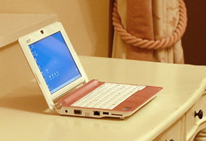 Acer Aspire One Pink