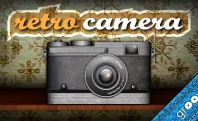 5. Retro Camera