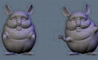 Animazione digitale | via Bender.org