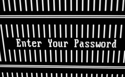 ENTER YOUR PASSWORD di marc falardeau