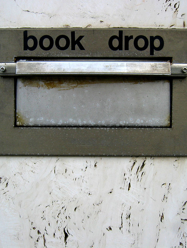 Book Drop by Underpuppy