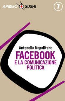 Copertina libro Facebook e comunicazione politica