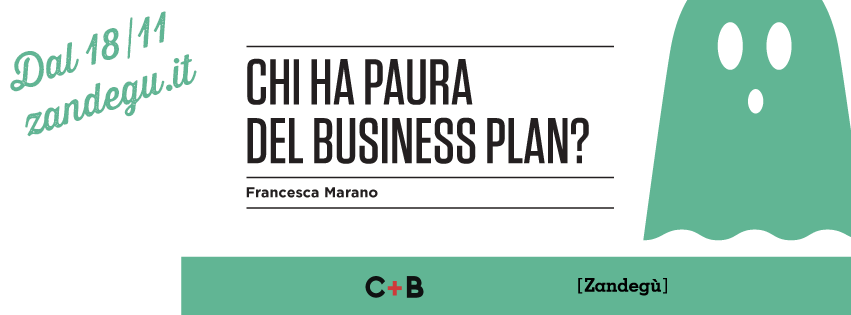 Chi ha paura del business plan?