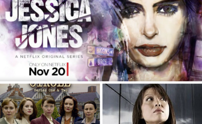 3 serie tv geek: Jessica Jones, The Bletchley Circle, Torchwood