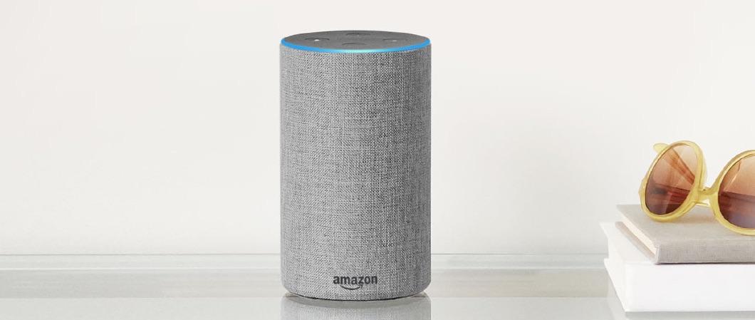 Alexa e Echo: la nostra prova con l'assistente virtuale di Amazon