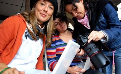 Girlgeek alla Blogfest 2008 - Foto di Leonora Giovanazzi