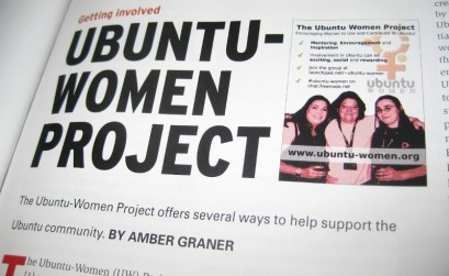 ubuntu women project