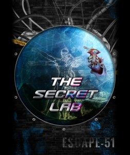 the secret lab escape room uk