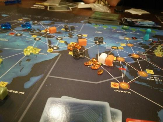 Pandemic Legacy December