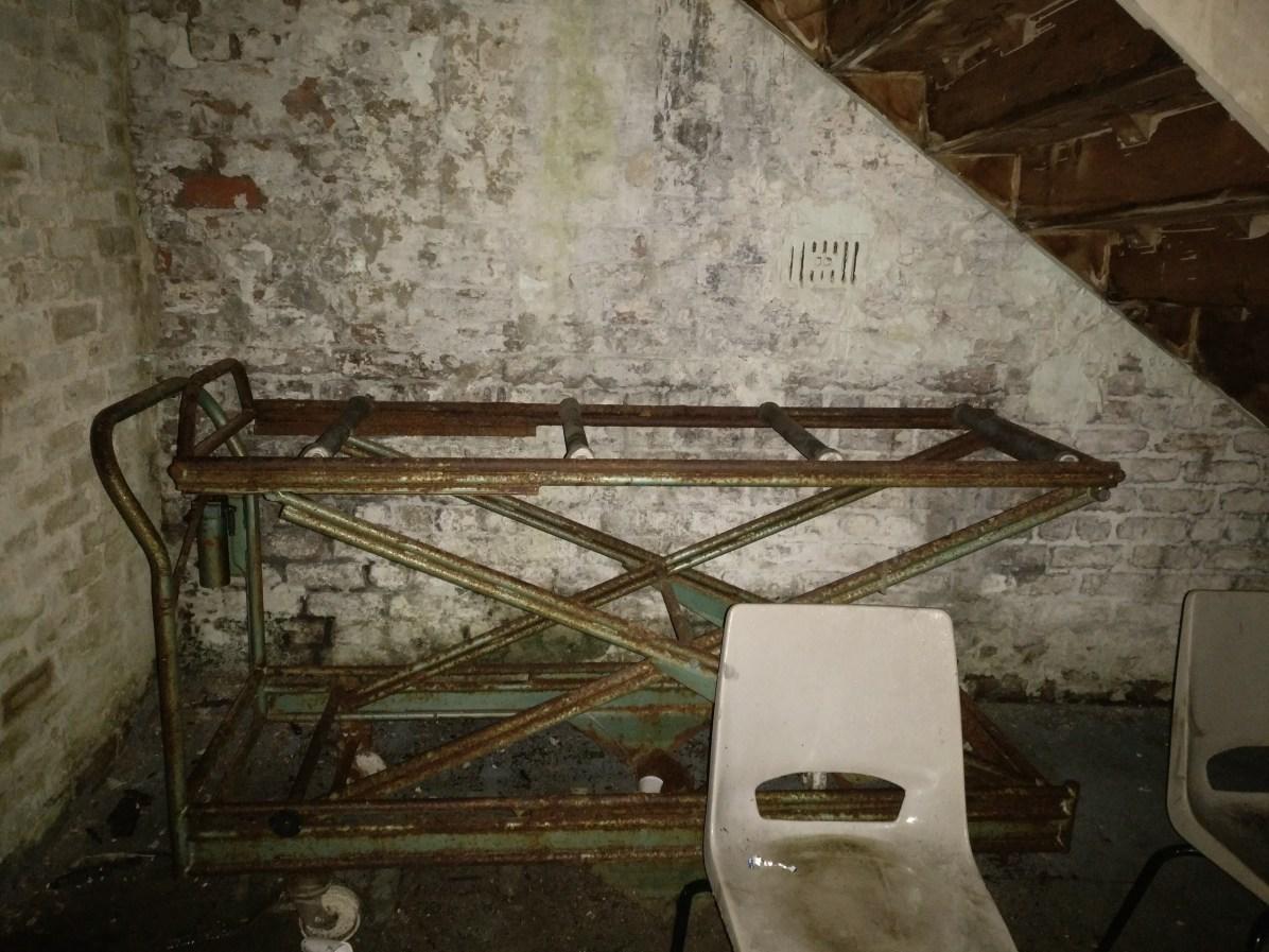 Newsham Park Asylum Morgue