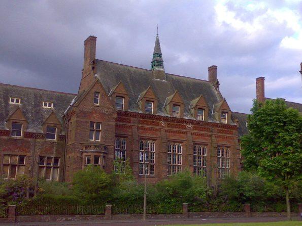 Newsham Park Asylum