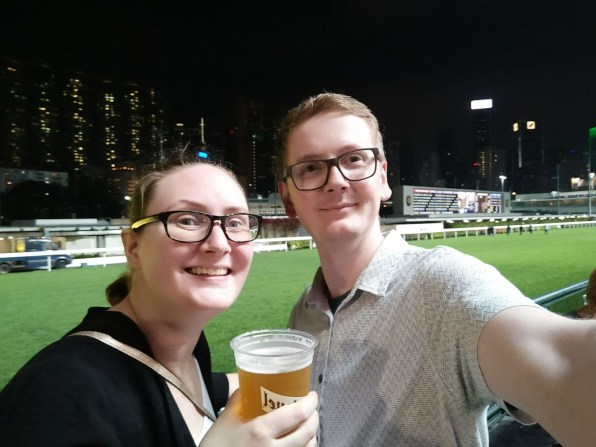 Hong Kong in two days Happy Valley Racecourse