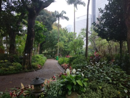 Hong Kong in two days park