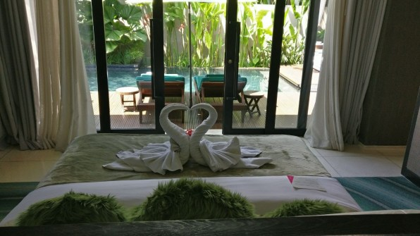 Bali Honeymoon W Hotel Marvelous Villa