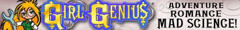 Girl Genius (Webcomic)