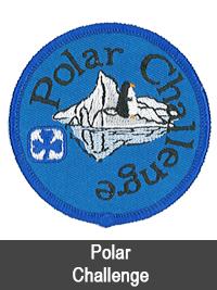 Polar Challenge Crest