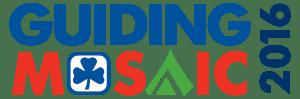Guding Mosaic 2016 Logo