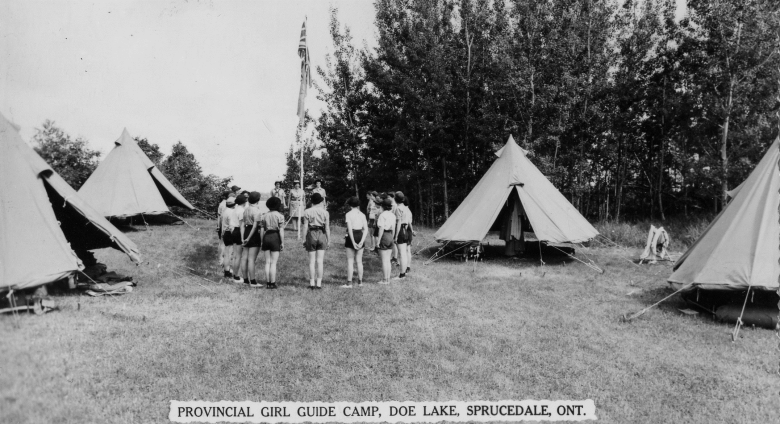 The History Of Our Camps